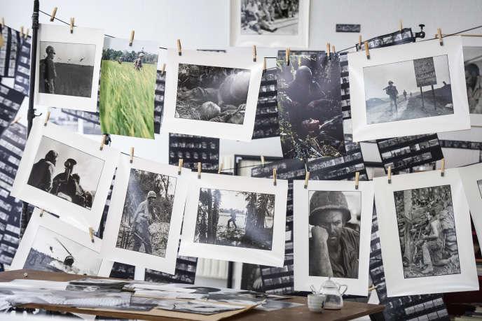 Extrait de « Histoire d'un regard», documentaire français de Mariana Otero sur le photographe Gilles Caron.
