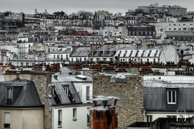 A Paris, le 9 janvier.