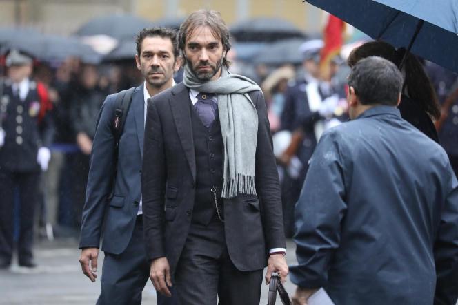 Cédric Villani à Paris, le 8 octobre 2019.