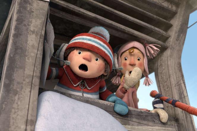 «La Bataille géante de boules de neige 2», film d'animation de Benoît Godbout et François Brisson.