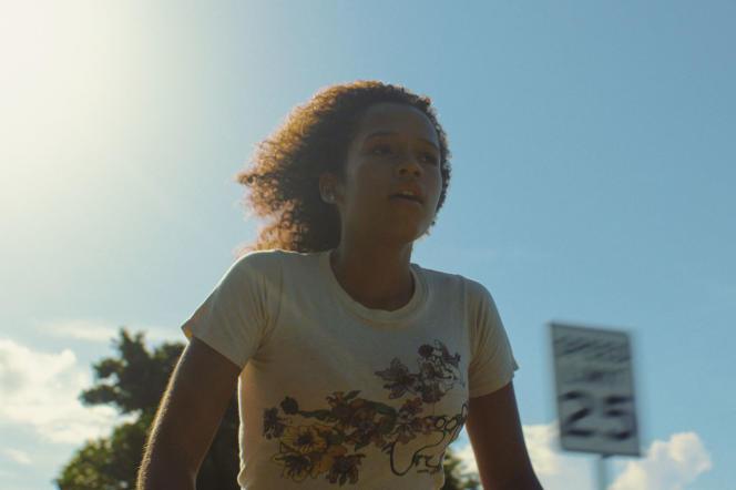 Taylor Russell dans«Waves»,de Trey Edward Shults.
