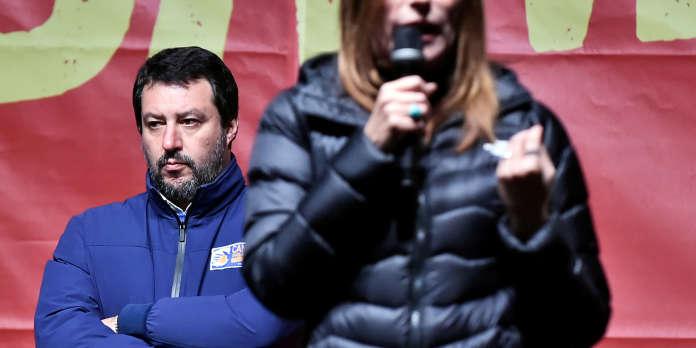 La défaite de l'extrême droite en Emilie-Romagne, premier revers pour Matteo Salvini