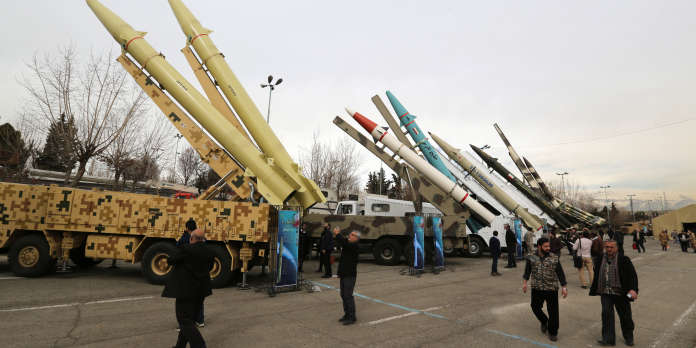 Les missiles, fer de lance de la puissance iranienne