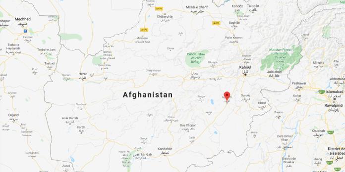 Un avion s'écrase dans l'est de l'Afghanistan