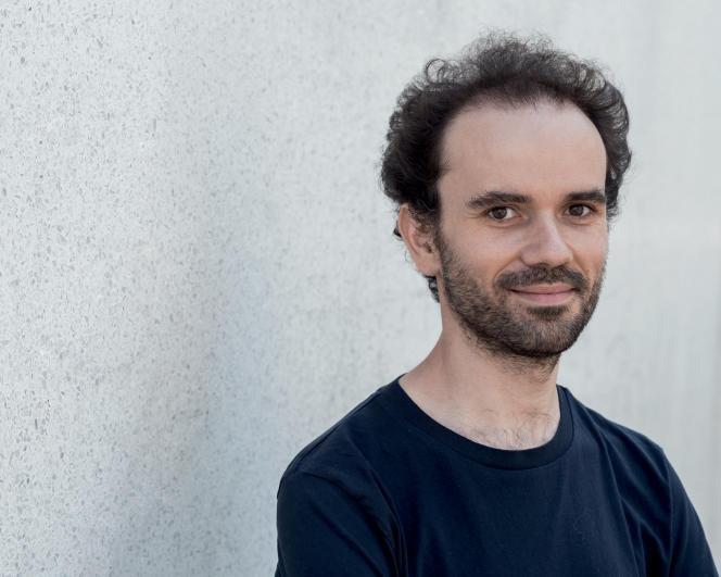 Mickaël Launay à Paris, le 15 mai 2019.