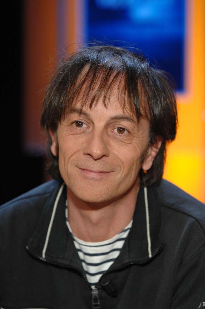 Hubert Mingarelli, en mars 2007.