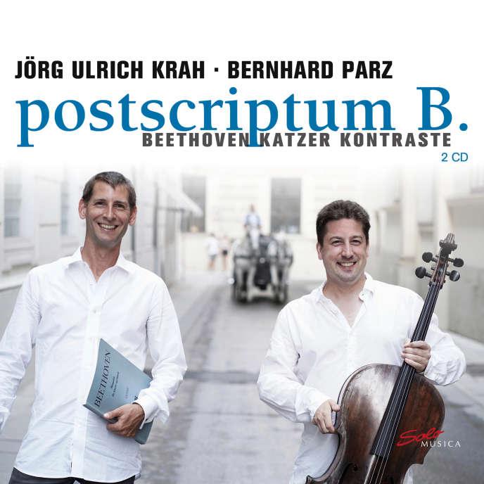 « Postscriptum B. »,œuvres de Ludwig van Beethoven et de Georg Katzer par Jörg Ulrich Krah (violoncelle) et Bernhard Parz (piano).