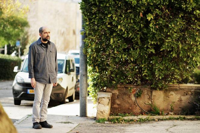 Shlomi Elkabetz dans «Our Boys», série de Hagai Levi.