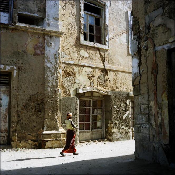 Dans les vieilles rues de l'île de Mozambique, où la présence portugaise date du XVe siècle