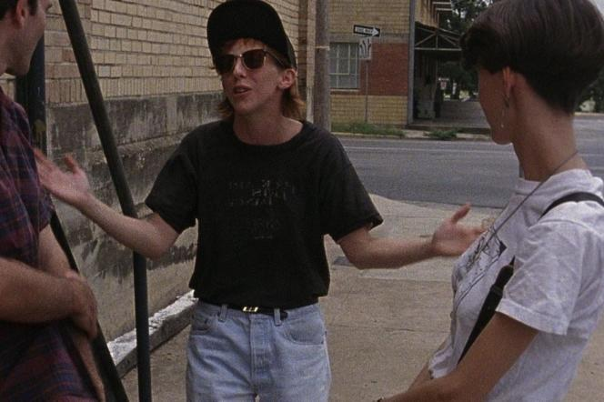 « Slacker » (1990), de et avec Richard Linklater.