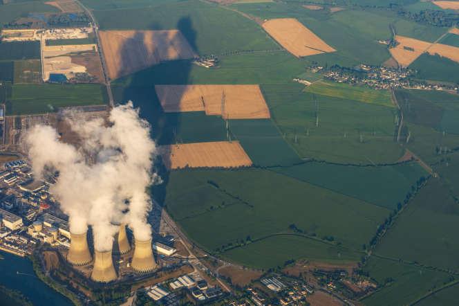 La centrale nucléaire EDF du Bugey, à Saint-Vulbas (Ain), en décembre 2019.