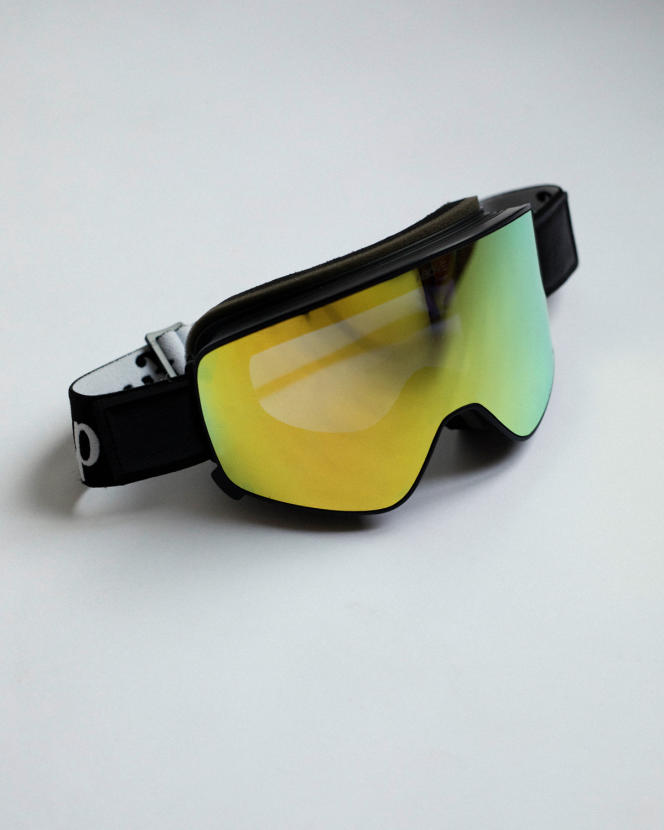 Masque de ski Pace Eyes II, Fusalp, 195 €.