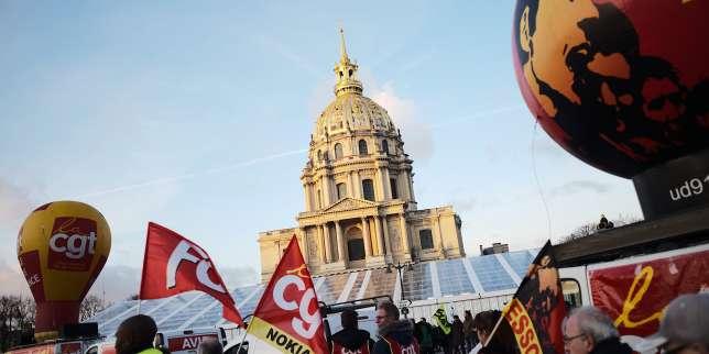 Réforme des retraites: mobilisation en baisse dans toute la France