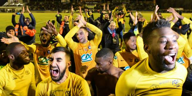 Coupe de France : Epinal créé l'exploit face à Lille, le Paris Saint-Germain tranquille à Pau