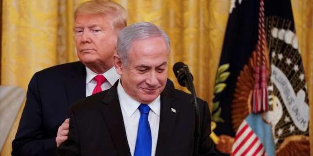 Le plan de paix de Trump au Proche-Orient, alignement sans précédent sur les exigences d'Israël