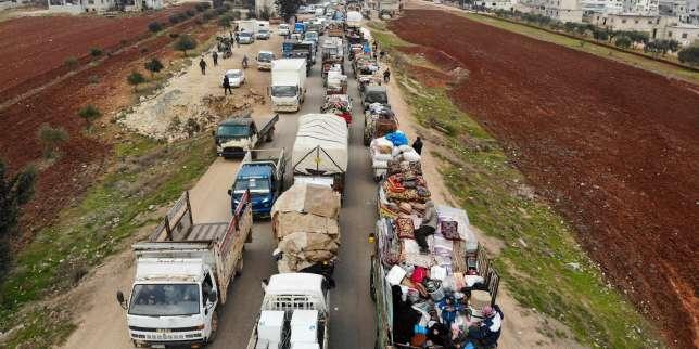 Syrie: le régime d'Assad progresse dans la province rebelle d'Idlib