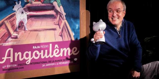 Bande dessinée: Emmanuel Guibert, Grand prix 2020 d'Angoulême