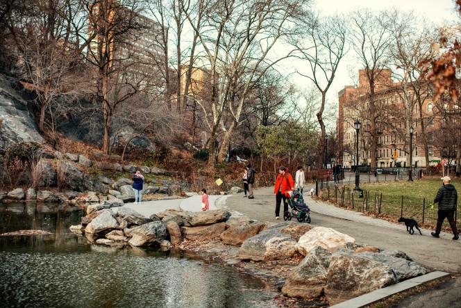 Le Morningside park.