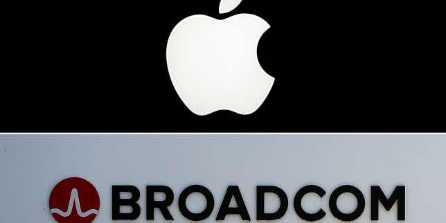 Apple et Broadcom condamnés à payer 1,1milliard de dollars pour violation de brevets