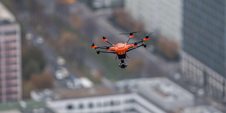 Les aéroports à la recherche de systèmes antidrones