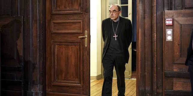 Relaxé en appel, le cardinal Barbarin a placé sa charge entre les mains du pape