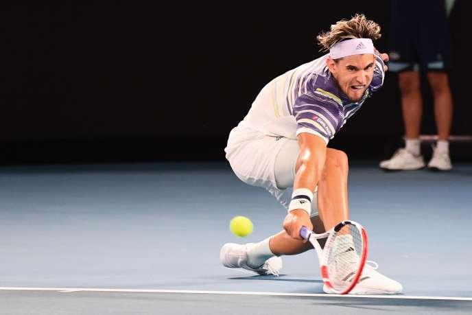 Dominic Thiem est en finale de l'Open d'Australie