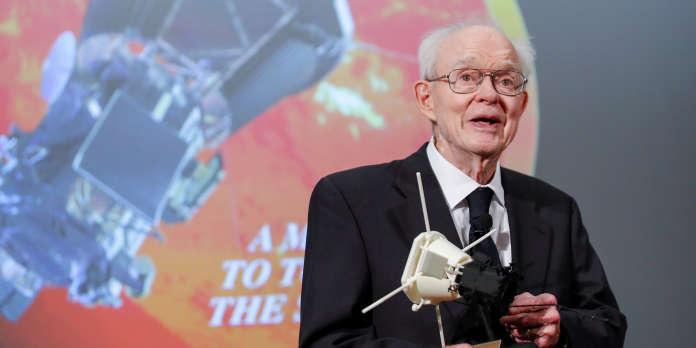 Le prix Crafoord pour le spécialiste du Soleil Eugene Parker
