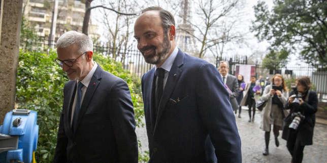 Elections municipales: Edouard Philippe candidat au Havre, mais sans intention de quitter Matignon