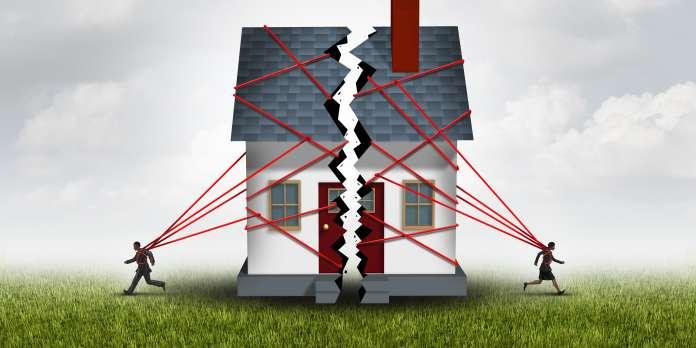 Mariage sous le régime de la séparation de biens : que se passe t-il pour le logement familial en cas de divorce ?