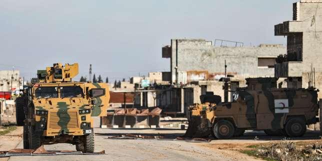 En Syrie, des soldats turcs tués par l'armée du régime