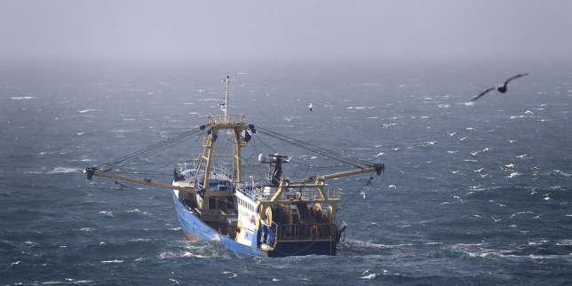 Pour les pêcheurs français, «du jour au lendemain, le Brexit est devenu concret»