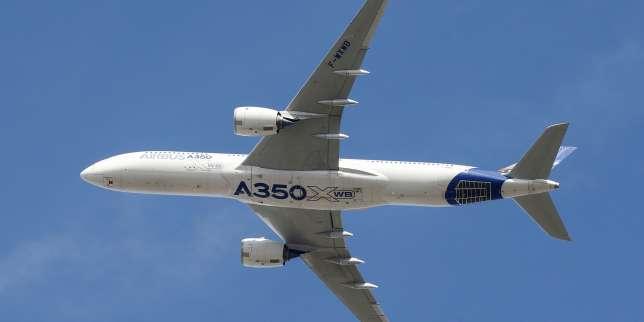 L'amende record infligée à Airbus ne devrait avoir «aucune» conséquence sur l'activité
