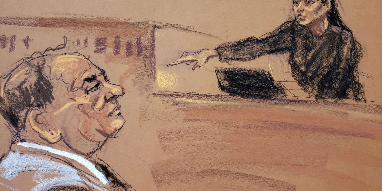 « J'avais trop peur de l'affronter » : au procès Weinstein, le supplice d'une jeune actrice enfermée dans une relation « dégradante »