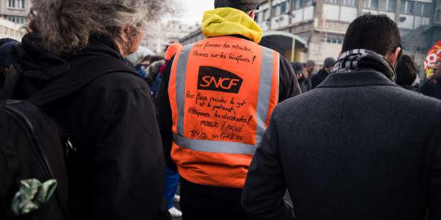 Des primes versées aux non-grévistes de la SNCF sèment le trouble et la polémique