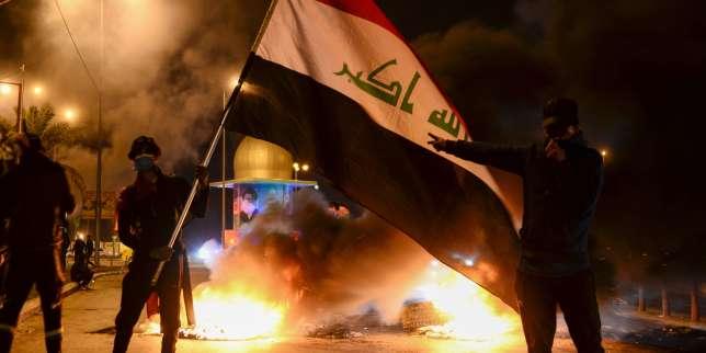 Les contestataires de la place Tahrir rejettent le nouveau premier ministre irakien