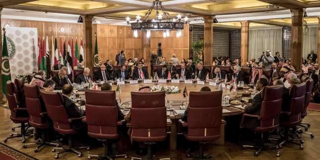 La Ligue arabe rejette le plan de paix américain pour le Proche-Orient