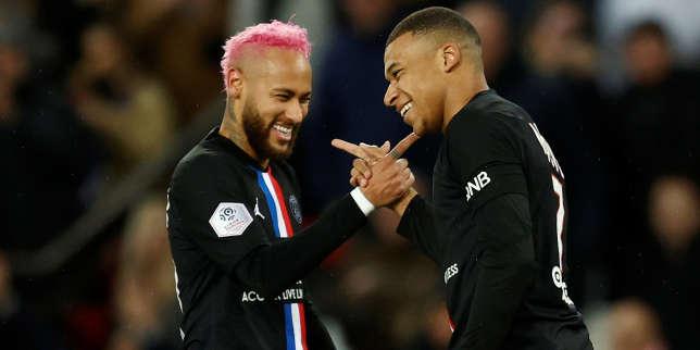 Ligue 1 : le PSG sans pitié face à Montpellier