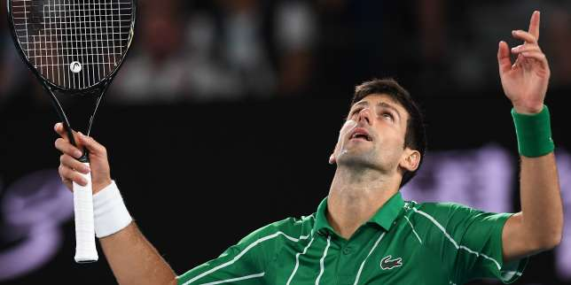 Tennis: Novak Djokovic remporte l'Open d'Australie