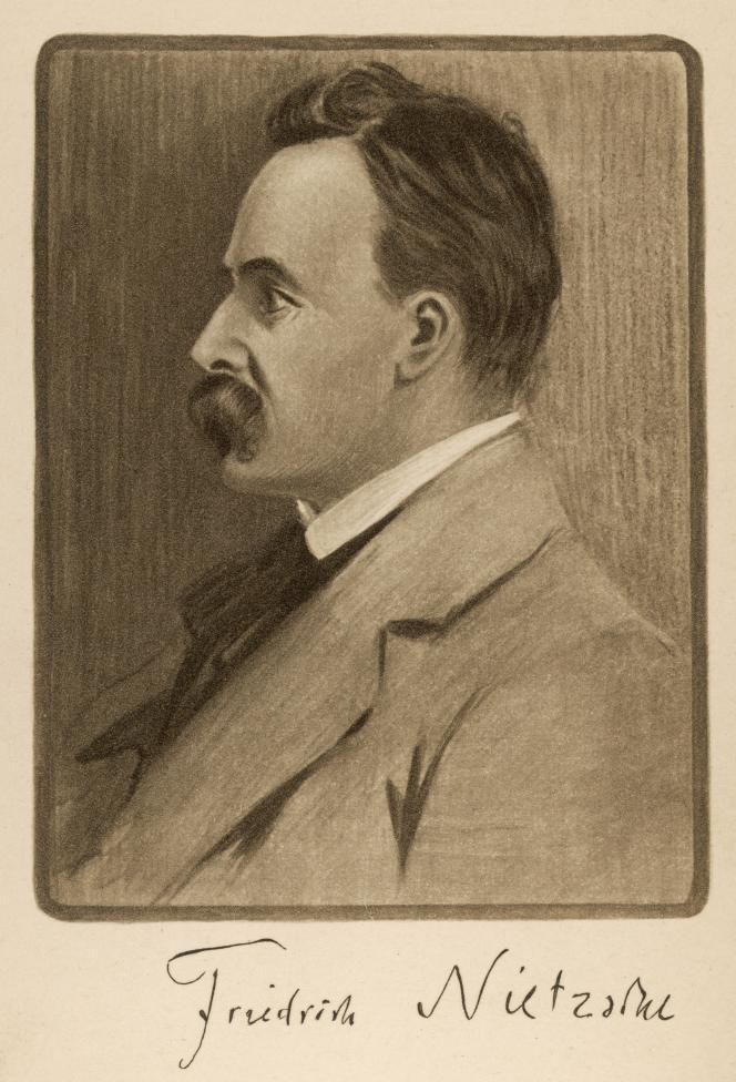 Friedrich Nietzsche (1844-1900).
