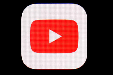 """FILE - This March 20, 2018, file photo shows the YouTube app on an iPad. YouTube is making clear there will be no """"birtherism"""" on its platform during this year's U.S. presidential election. Also banned: Election-related """"deepfake"""" videos and anything that aims to mislead viewers about voting procedures and how to participate in the 2020 census. The Google-owned video service clarified its rules ahead of the Iowa caucuses Monday, Feb. 2, 2020. (AP Photo/Patrick Semansky, File)"""