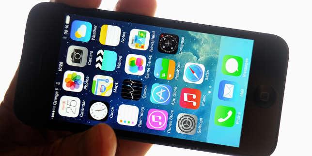 Une amende de 25millions d'euros infligée à Apple pour pratique commerciale trompeuse en France