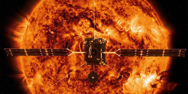 Solar Orbiter, pour voir le Soleil d'un pôle à l'autre