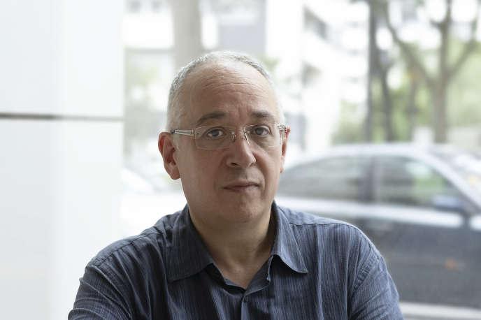 Bernard Lahire, professeur de sociologie à l'Ecole normale supérieure de Lyon