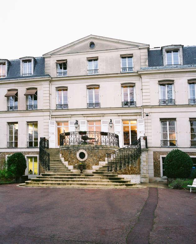 La Maison nationale des artistes, unEhpad géré par la Fondation des artistes, loge 80 résidents, à Nogent-sur-Marne.