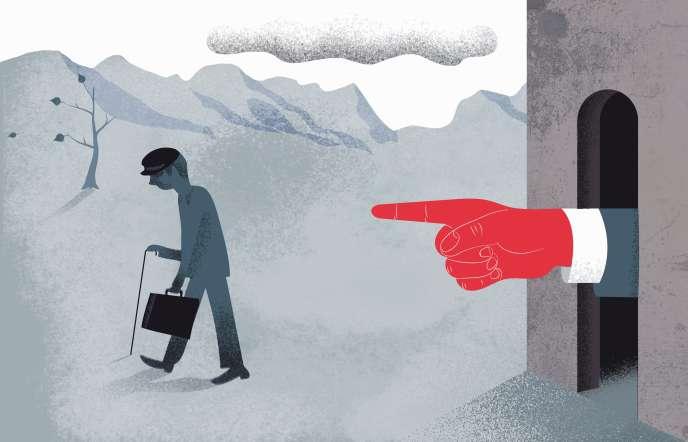 Selon une étude portant sur l'évolution professionnelle de 20 000 personnes, âgées de 50 ans en 1992, 28 % ont été remerciées au moins une fois, 15 % ont vu leurs conditions de travail se détériorer et 13 % ont été poussées vers une retraite anticipée (Urban Institute et Propublica).