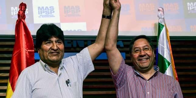 En Bolivie, Evo Morales tente un retour en se portant candidat pour le Sénat