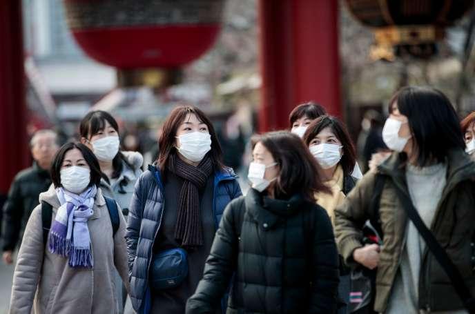 masque de pollution japonais
