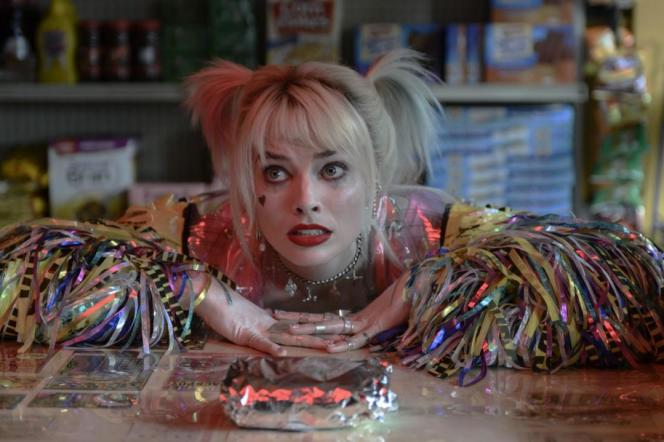 Margot Robbie dans le rôle de Harley Quinn.