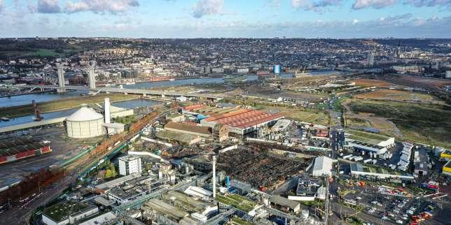 Lubrizol: le rapport qui avait prévu le scénario de l'incendie du 26septembre sur le site de Rouen