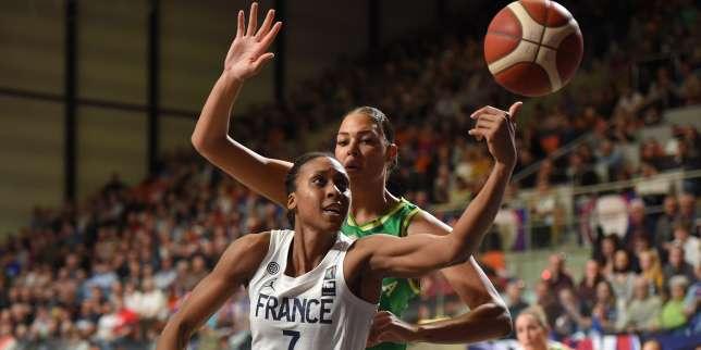 Basket: les Bleues brillent contre l'Australie et regardent déjà vers les JO de Tokyo